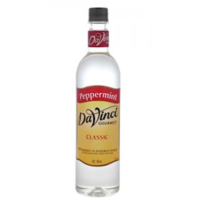DaVinci Syrup - Peppermint x 12x 750ml bottles