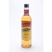 DaVinci - Butterscotch Syrup - 750ml bottle